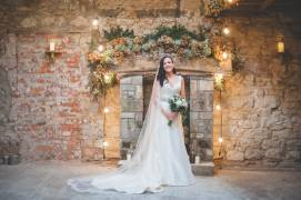 The Beautiful Bride at Doxford - Photo Credit: SDS Photography