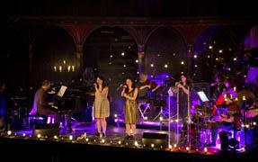 The Unthanks at Hexham Abbey